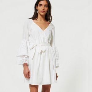 Rebeca Minkoff white dress